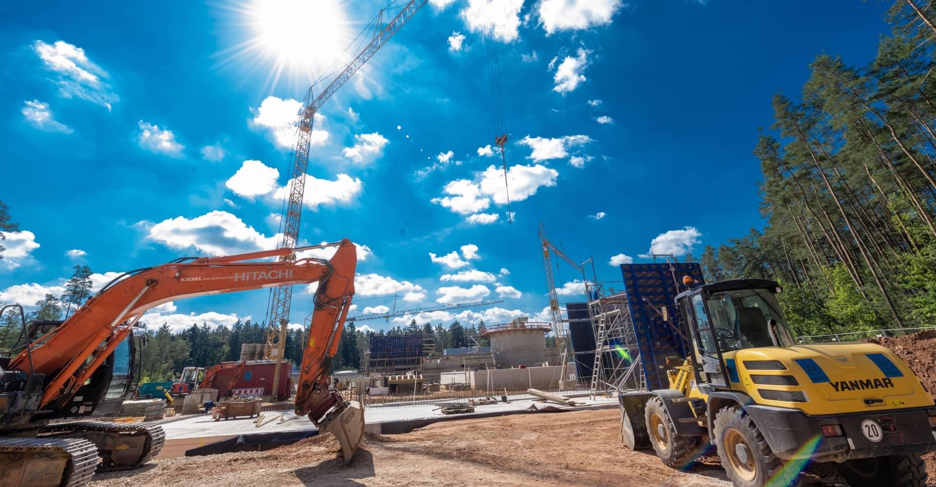 Diersch-Bau Baustelle